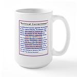Political Correctness came from Germany. Lg Mug