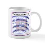 Political Correctness came from Nazi Germany. Mug