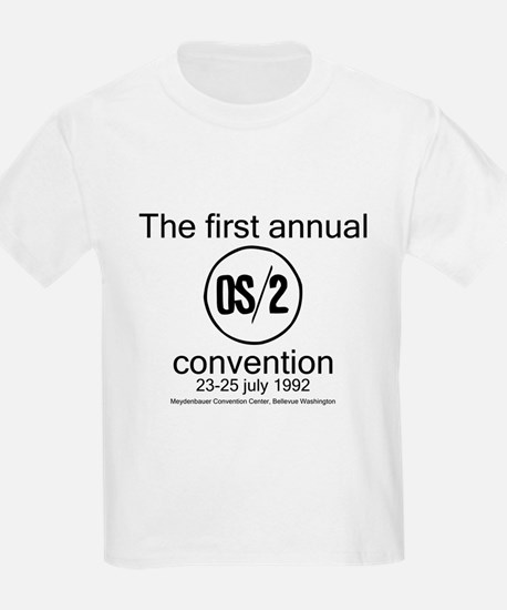 OS/2 convention T-Shirt