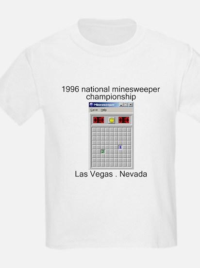 minesweeper championship T-Shirt