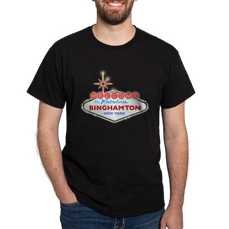 Fabulous Binghamton Dark T-Shirt