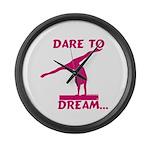 Gymnastics Clock - Dream