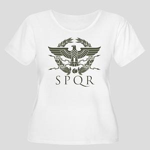 gladiator Plus Size T-Shirt