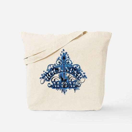 ROCK STAR MOM Tote Bag