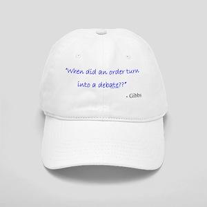 Order and Debate Cap