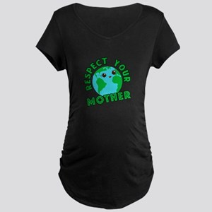 Respect Your Mother Earth Day Funny - great for en