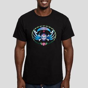 Eternity Men's Fitted T-Shirt (dark)