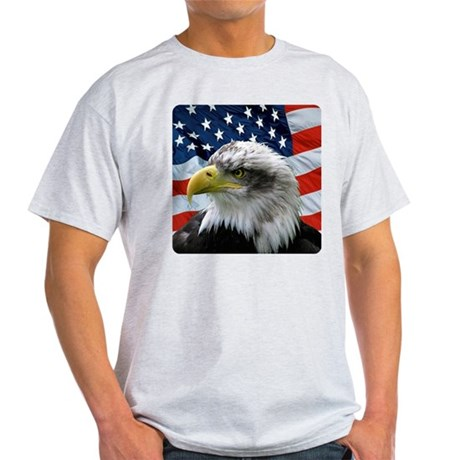 Bald Eagle Light T-Shirt