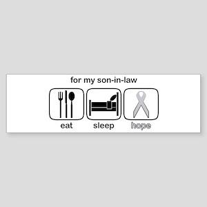 Son-in-law ESHope Lung Bumper Sticker