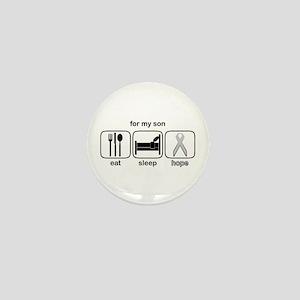 Son ESHope Lung Mini Button