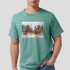 red with hunter wine toon T-Shirt