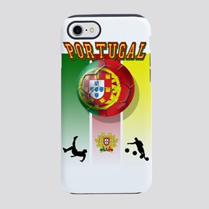 Portugal Football Soccer iPhone 8/7 Tough Case