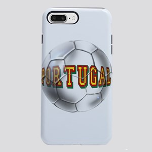 Portugal Football iPhone 8/7 Plus Tough Case