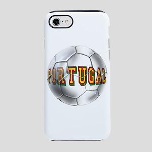 Portugal Football iPhone 8/7 Tough Case