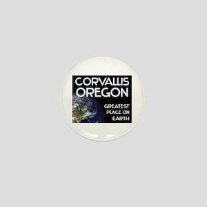 corvallis oregon - greatest place on earth Mini Bu