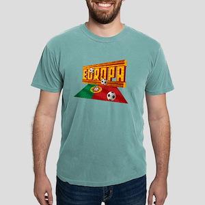 Portugal Europa Mens Comfort Colors® Shirt