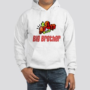 Big Brother Train Hooded Sweatshirt