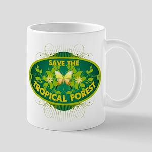 Save the Tropical Forest Mug