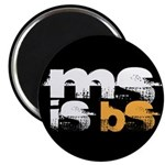 """MS is BS 2.25"""" Magnet (10 pack)"""