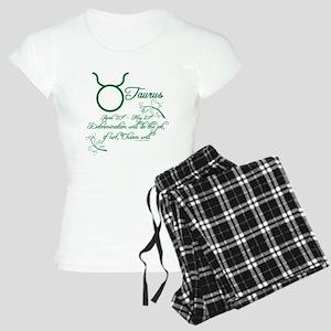 taurus copy Pajamas