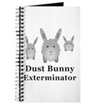 Dust Bunny Exterminator Journal