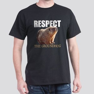 RESPECT the GROUNDHOG T-Shirt