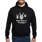 Dust Bunny Wrangler Hoodie (dark)