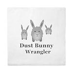 Dust Bunny Wrangler Queen Duvet