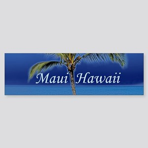 Maui Hawaii Sticker (Bumper)