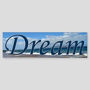 Dream Sticker (Bumper)