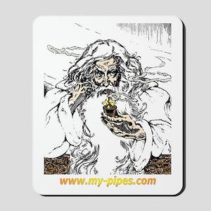 MPC Smoking Wizard Mousepad