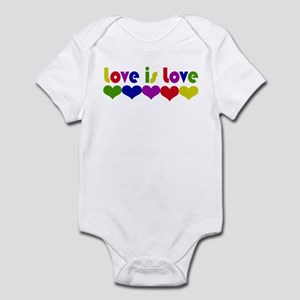 Love is Love Infant Bodysuit