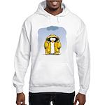 Rainy Day Penguin Hooded Sweatshirt