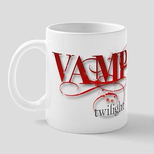 Twilight Vampire Mug