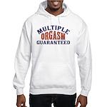 Multiple orgasm Hooded Sweatshirt