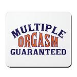 Orgasm Mousepad