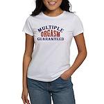 Women's orgasm T-Shirt