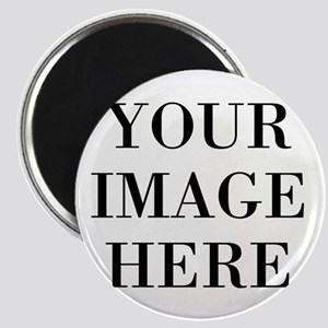Your Photo Here Design Magnets