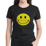 Smiley Face Women's Dark T-Shirt