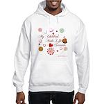 My Children make Life Sweeter Hooded Sweatshirt