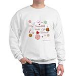 My Grandkids make Life Sweeter Sweatshirt