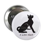 """Catoliner """"A"""" 2.25"""" Button (100 pac"""