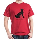 "Catoliner ""A"" Dark T-Shirt"
