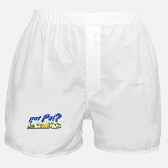 Got Poi? Boxer Shorts