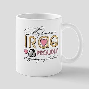 Iraq has my heart Mug