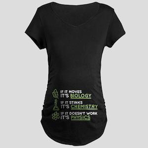 Science Maternity T-Shirt