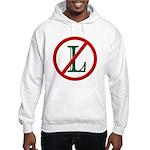 No - L Hooded Sweatshirt