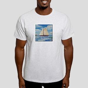 Sailing the Monterey Bay Light T-Shirt
