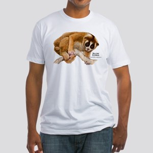 Slow Loris Fitted T-Shirt