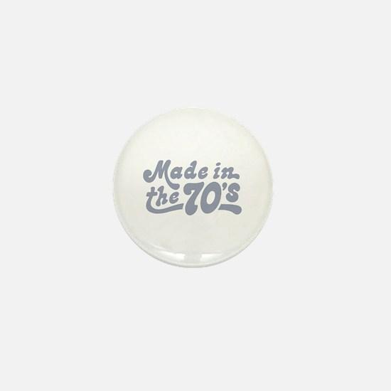 Made in the 70's Mini Button